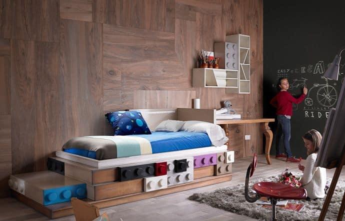 רהיטים בהשראת לגו, Lola Glamour