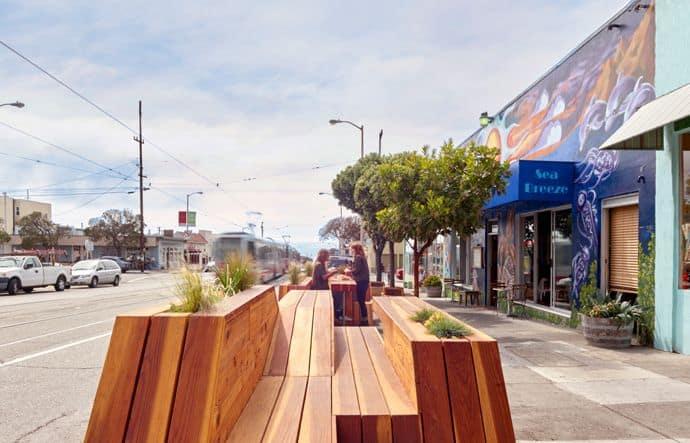 עיצוב מעץ בסן פרנסיסקו