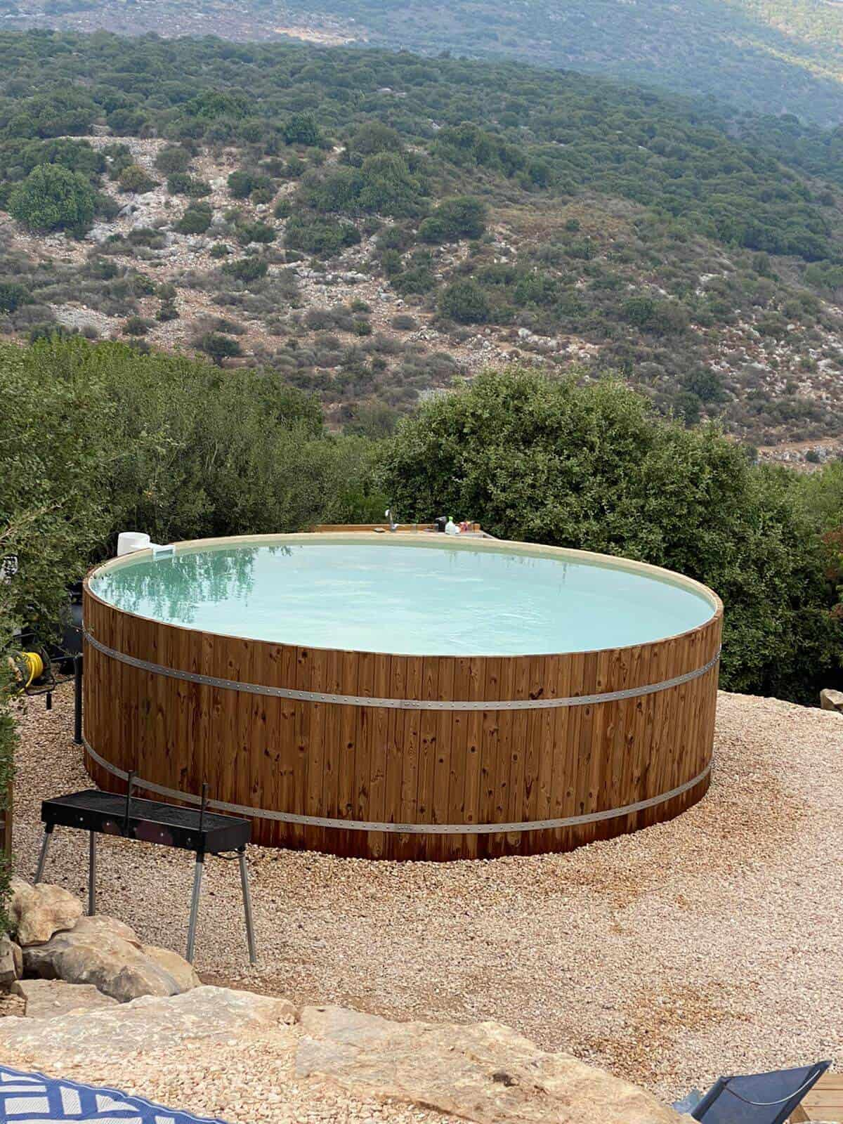 Round-thermo-pool