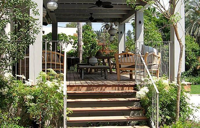 בניית פרגולה - תוספת עיצובית לבית