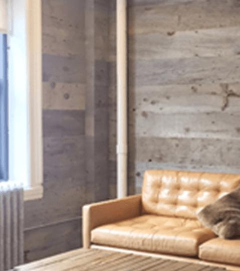 wood wall cladding