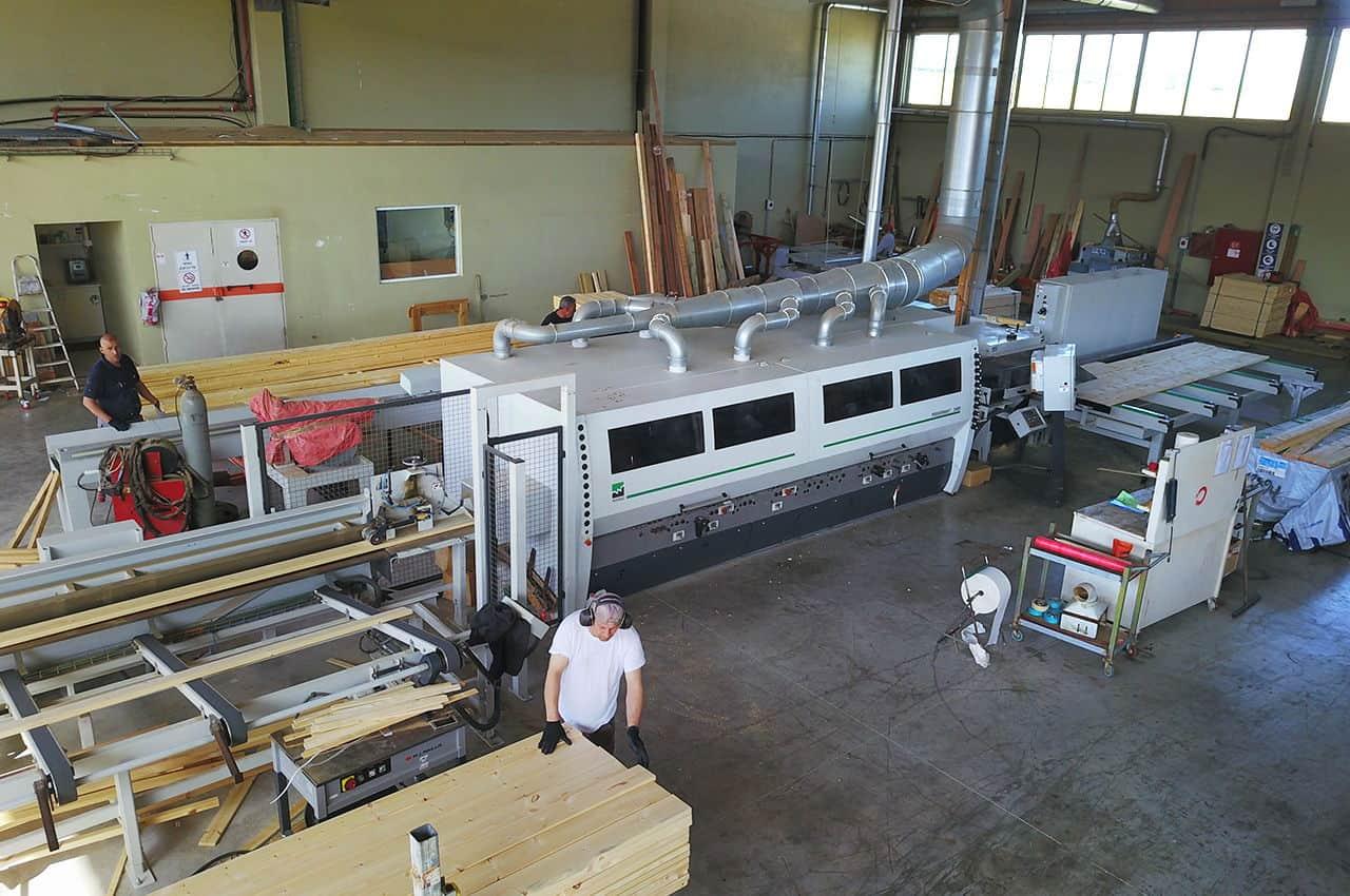 מפעל העץ - עץ ועצה מחסן עצים