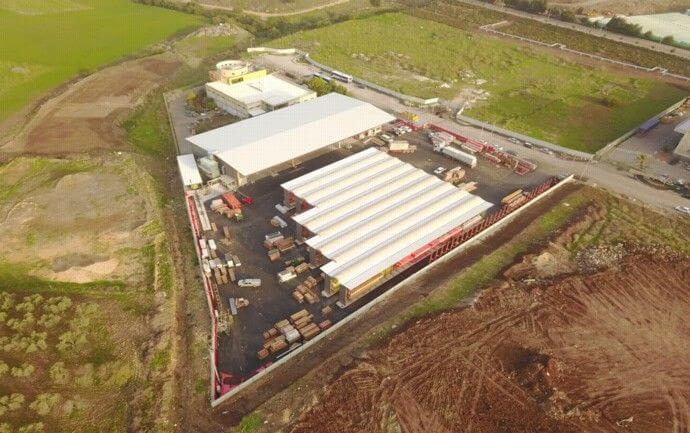 מפעל חדש ומתקדם לעץ ועצה בכפר תבור