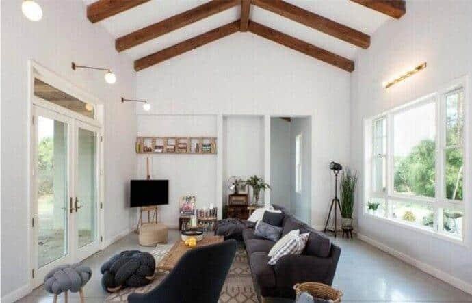 בית במכמורת - פרוייקט של עץ ועצה