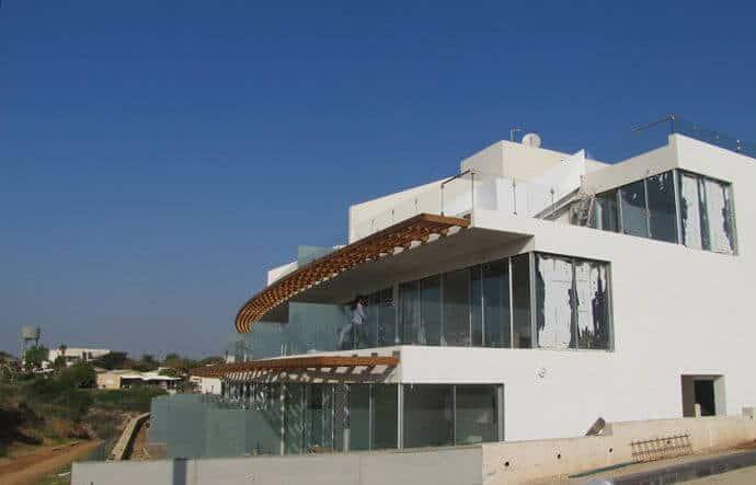 בית בשכונת צוקי ארסוף