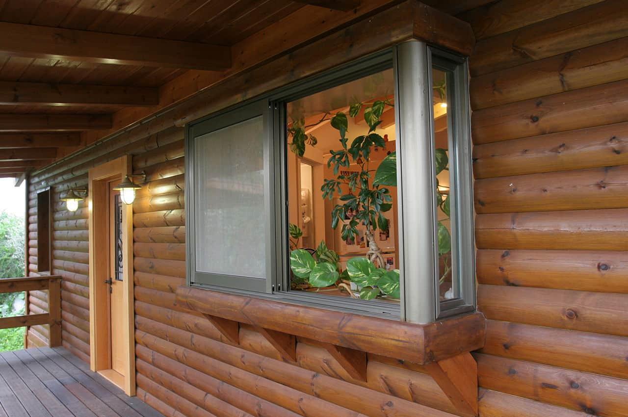 בית מעץ אורן