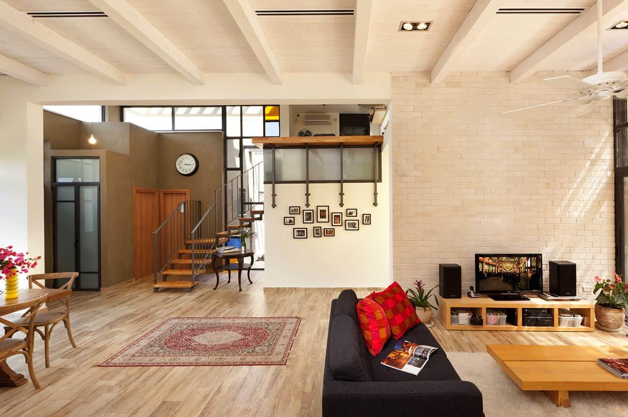 רצפת פרקט עץ יוקרתית בסגנון אירופאי