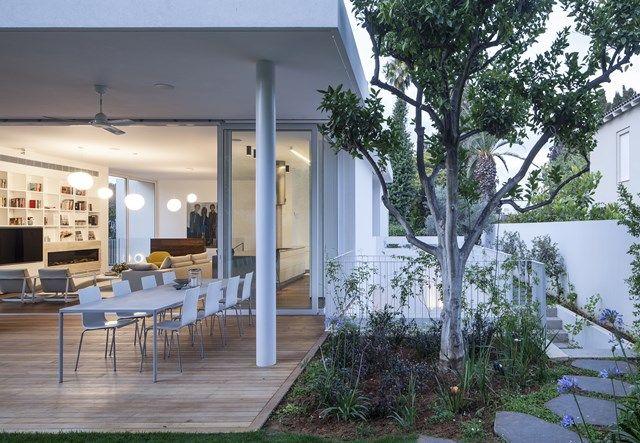 דקים איכותיים לגינה כאלמנט בעיצוב הבית