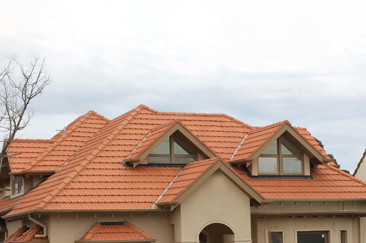גג רעפים אסקנדלה מרסלייז בעיצוב קלאסי
