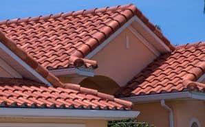 איטום גג רעפים | בניית גג רעפים